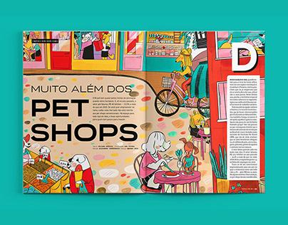 Muito Além dos Pet Shops - VC S/A