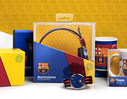 FC BARCELONA / PACKAGING GUIDE