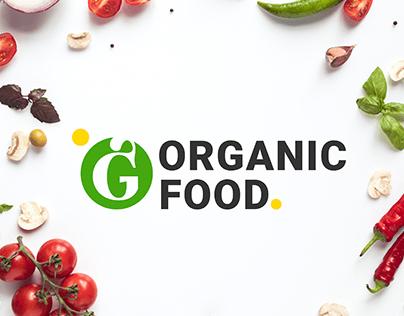 Organic Food - New logo design
