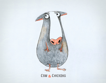 Cow&Chickens