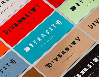 Diversity Dialogues Brand Identity