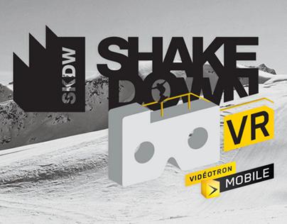 Vidéotron Mobile - Le Shakedown VR