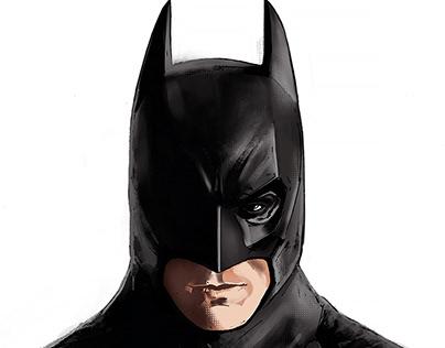 DC COMICS Character Sketches