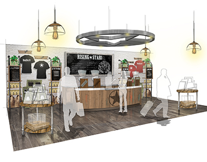 Rising Star Coffee Shop
