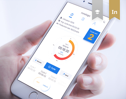Minelogic   Mobile App Design
