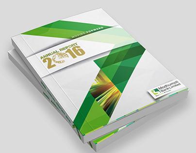 Annual Report -2016. Modhumoti Bank Limited.