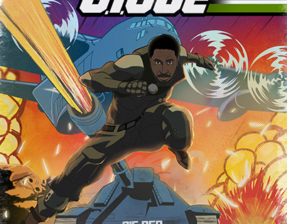 G.I. Joe - Cover Art