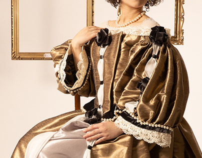 Baroque Beauty Costume Project