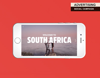 SOUTH AFRICAN TOURISM - DIGITAL CAMPAIGN