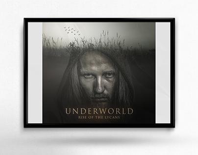 Underworld II Movie Poster .