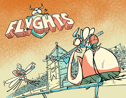 Flyghts - Game Art