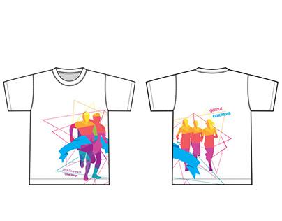 Corporate Run - Logo & Shirt Concepts