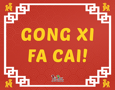 Pic Poc: Chinese New Year 2018