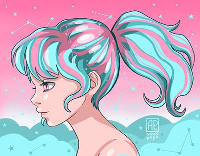 Angel Character Design