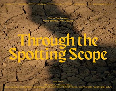 Through the Spotting Scope