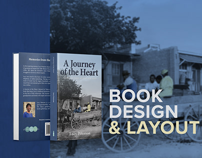 Historical Autobiography Book Design & Layout