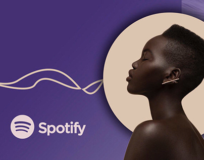 Ad Banners for Spotify