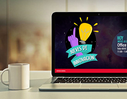Jueves de innovación
