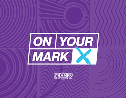 NTWRK x Champs Sports – On Your Mark