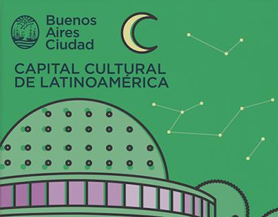 Buenos Aires City, Tourism Entity - 2016 Merchandising