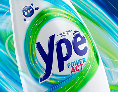 Ype Key Visuals