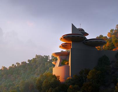 Frank Lloyd Wrigh Concept2