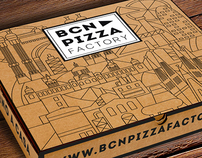 BCN pizza