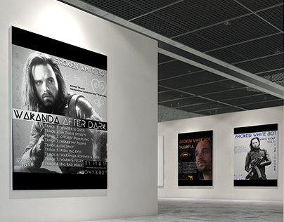 Mixtape Gallery Mockup