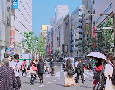 A Travelogue: Tokyo
