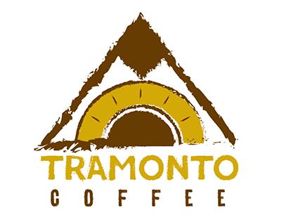 Tramonto Coffee logo development