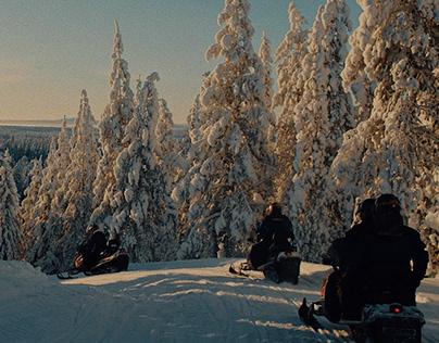 Rukapalvelu Snowmobile