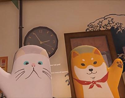 貓貓柴柴快炒店 / Kitten and Shiba's Stir-Fry Shop