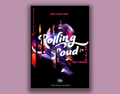 Dossier de presse Rolling Loud 2021