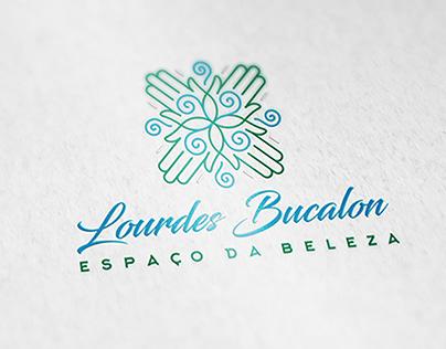 Lourdes Bucalon   Beauty and wellness   Logo and Site