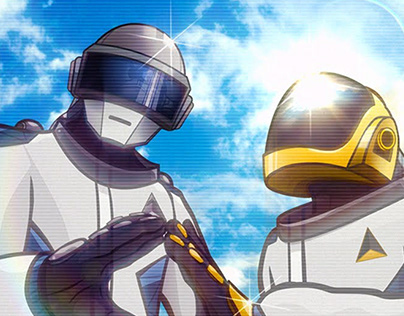 Daft Punk - Give Life Back To Music (Video)