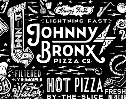 JOHNNY BRONX PIZZA CO.