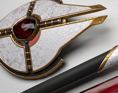 Armor & weapon design take #1