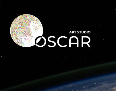 Logo Art Studio OSCAR