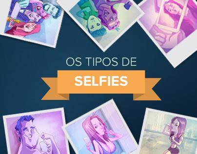 Tipos de Selfie