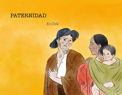 Ilustraciones sobre historia de Chile