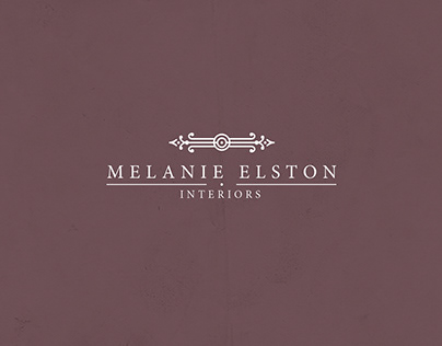 Melanie Elston Logo Design