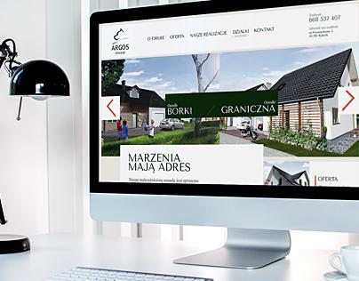 Argos Inwest / 2013 website