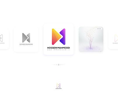 Hossein Mahmoodi's Logo
