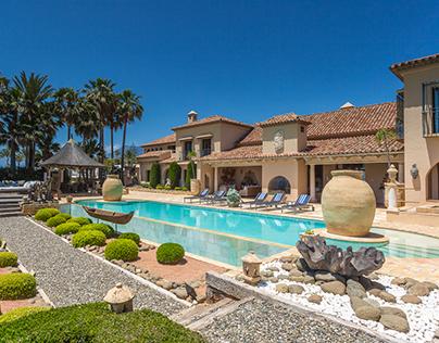 Real Estate Photography - Marbella Spain by NARAN-HO De
