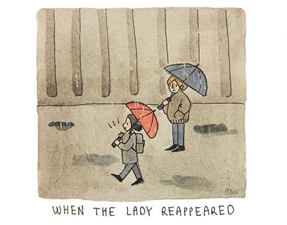 Yellow in the Rain | Short Story