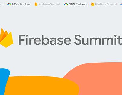 GDG Tashkent Firebase Summit