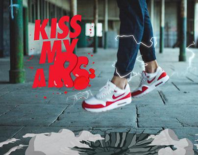 NIKE   KISS MY AIRS