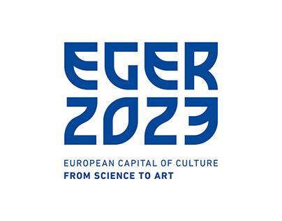 EGER 2023 / branding project for Eger City