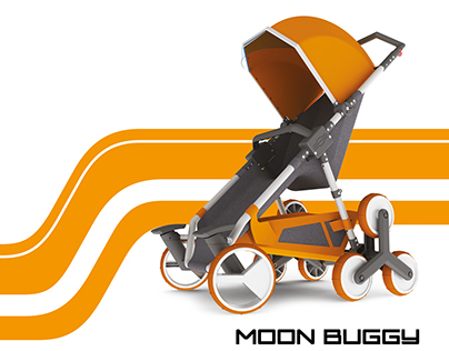 Moonbuggy :All terrain Stroller