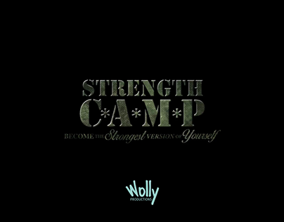 STRENGTH CAMP CHESTER PROMO